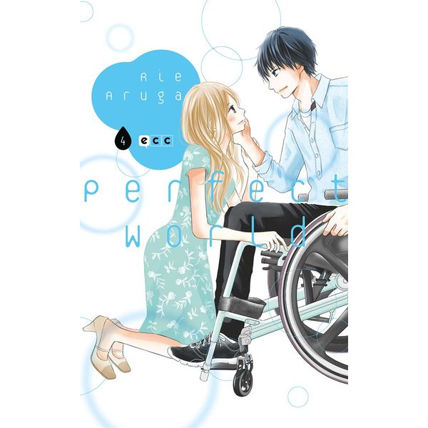 Perfect World #04 Manga Oficial ECC Ediciones