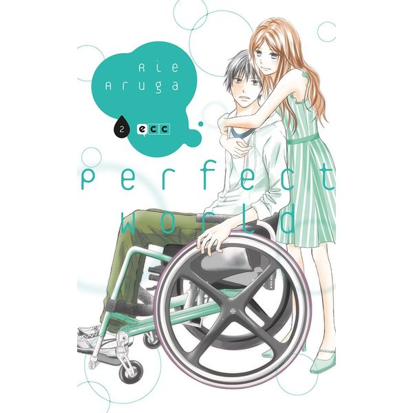 Perfect World #02 Manga Oficial ECC Ediciones