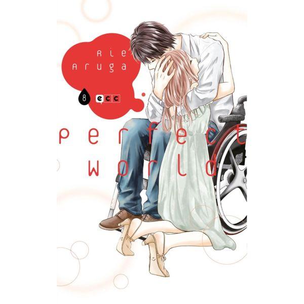 Perfect World #08 Manga Oficial ECC Ediciones