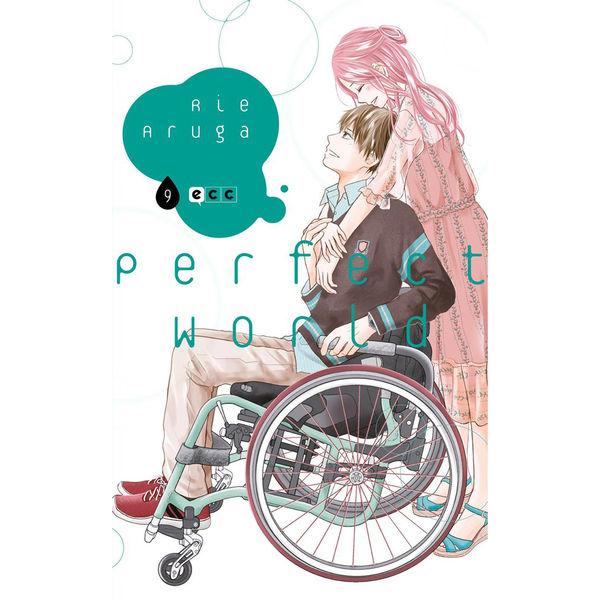 Perfect World #09 Manga Oficial ECC Ediciones