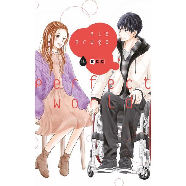 Perfect World #10 Manga Oficial ECC Ediciones
