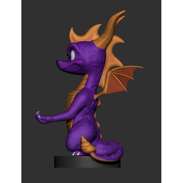 Cable Guy Spyro The Dragon