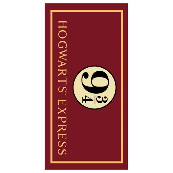Toalla Hogwarts Express Harry Potter