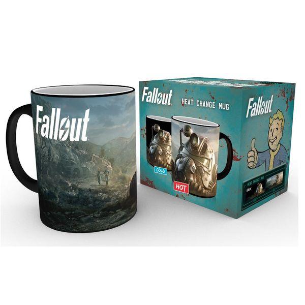 Fallout 76 Heat Change Mug