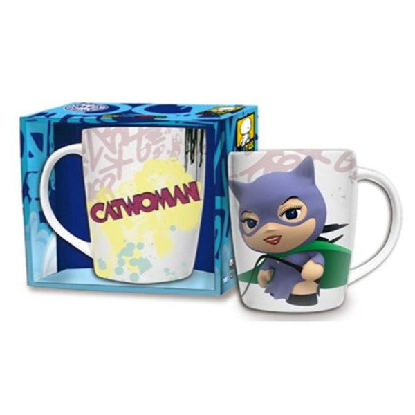 Catwoman Mug Little Mates DC Comics
