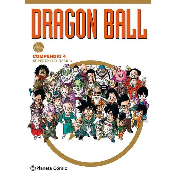 Dragon Ball Compendio #04
