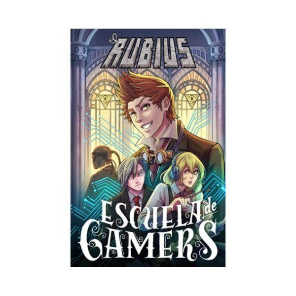 Rubius Escuela de Gamers Manga Oficial Planeta Comic