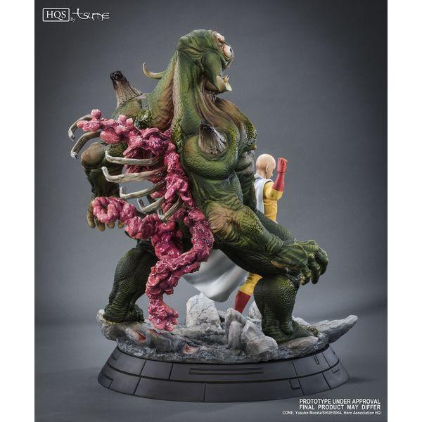 Saitama Statue One Punch Man HQS