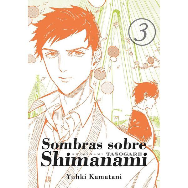 Sombras sobre Shimanami #03 (Spanish) Manga Oficial Tomodomo