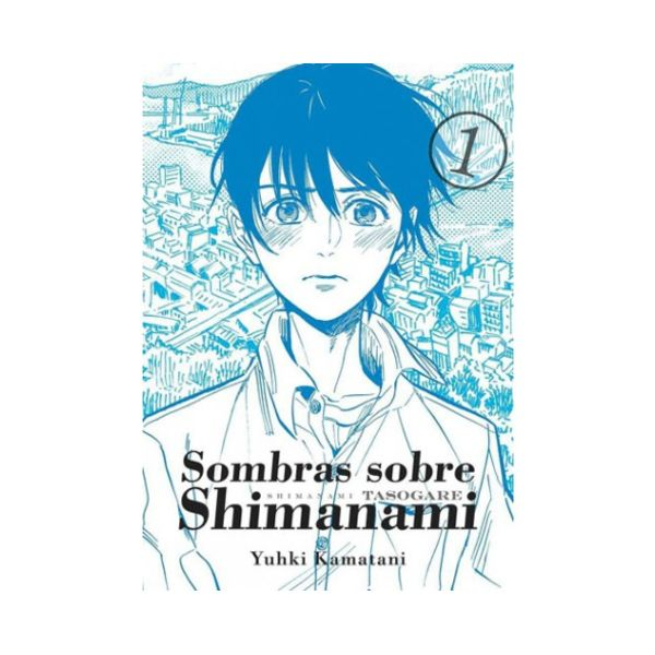 Sombras sobre Shimanami #01 (Spanish) Manga Oficial Tomodomo