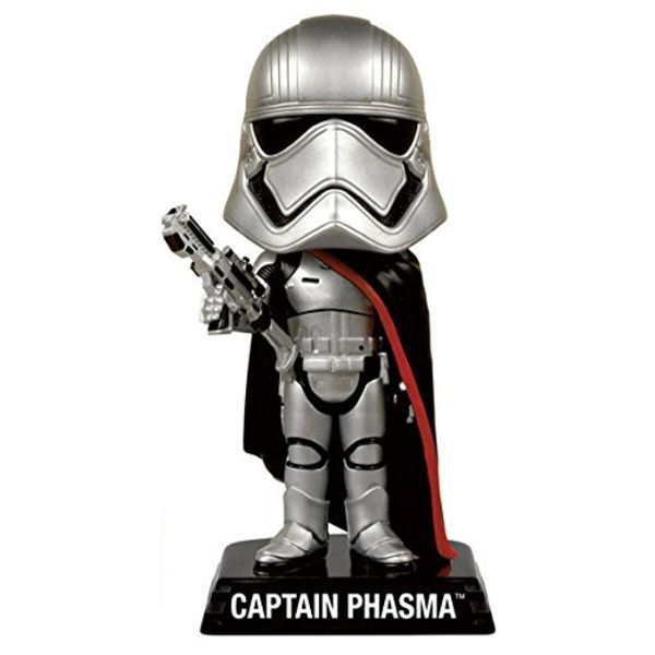 Figure Star Wars - Captain Phasma - Wacky Wobbler