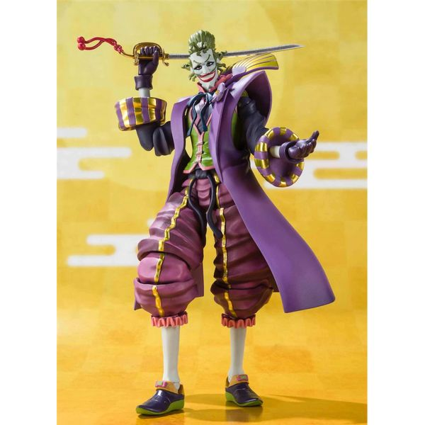 The Joker Demon King Of The Sixth Heaven S.H. Figuarts DC Comics