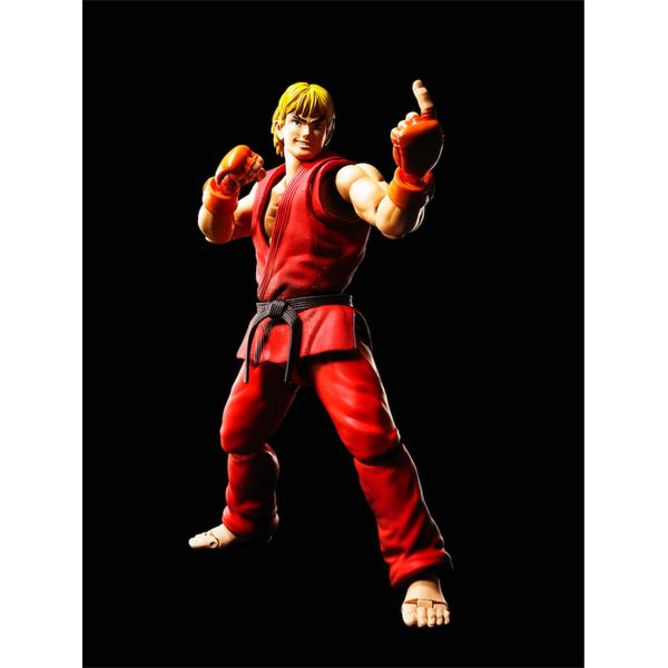 Ken Masters S.H. Figuarts Street Fighter