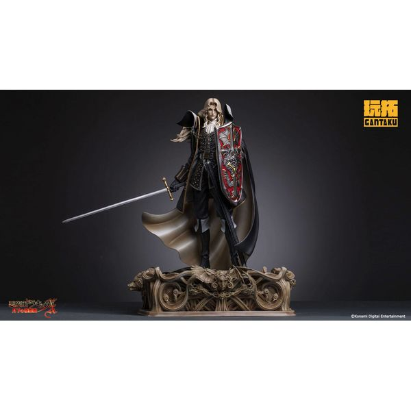 Estatua Alucard 1/5 Castlevania Symphony Of The Night