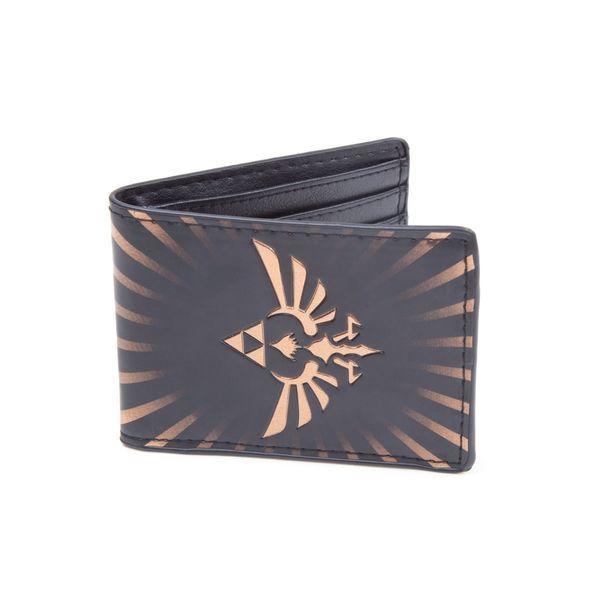 Wallet The Legend of Zelda - Gold Bi-Fold
