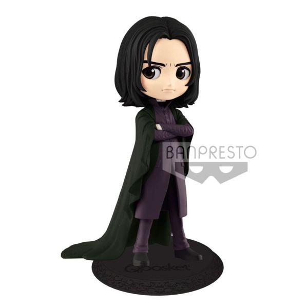 Severus Snape Normal Color Figure Harry Potter Q Posket