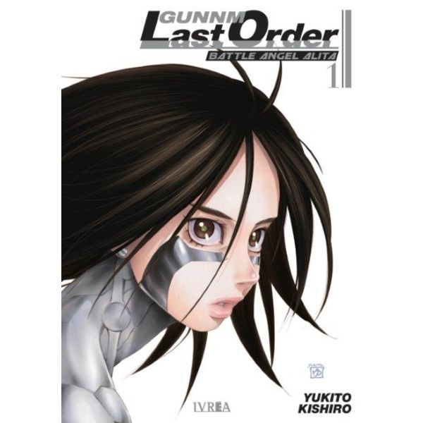Gunnm Last Order Battle Angel Alita #01 (spanish)