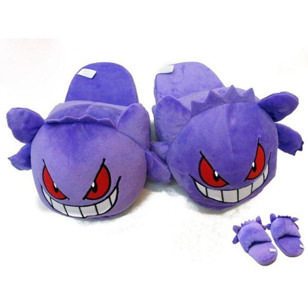 4e44e055cf80 Gengar Slippers Pokemon