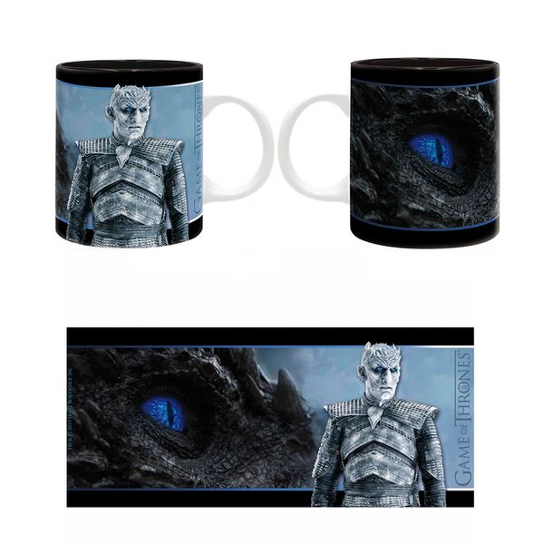 Viserion & Night King Mug Game Of Thrones