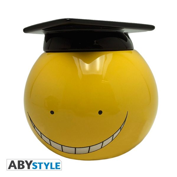 Taza 3D Koro Sensei Assassination Classroom