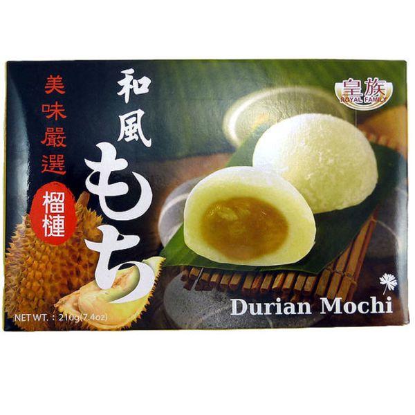 Caja Mochis de Durian
