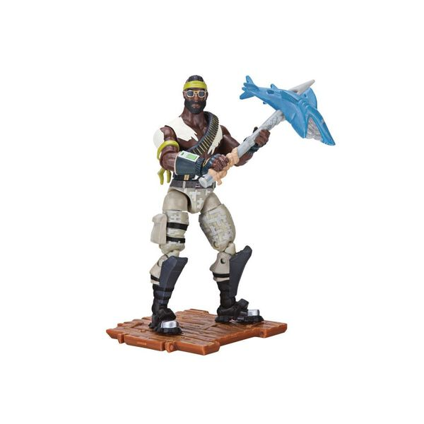 Bandolier Figure Solo Mode Fortnite