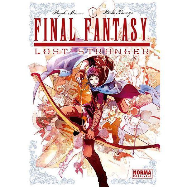 Final Fantasy Lost Stranger #01 Manga Oficial Norma Editorial (spanish)