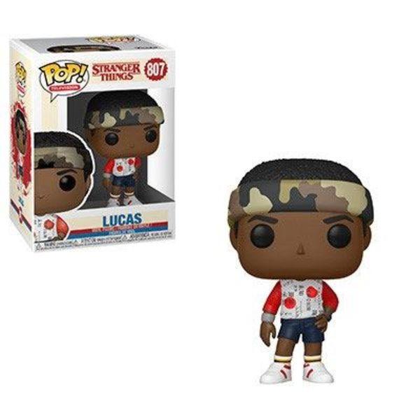 Funko Lucas Stranger Things POP!