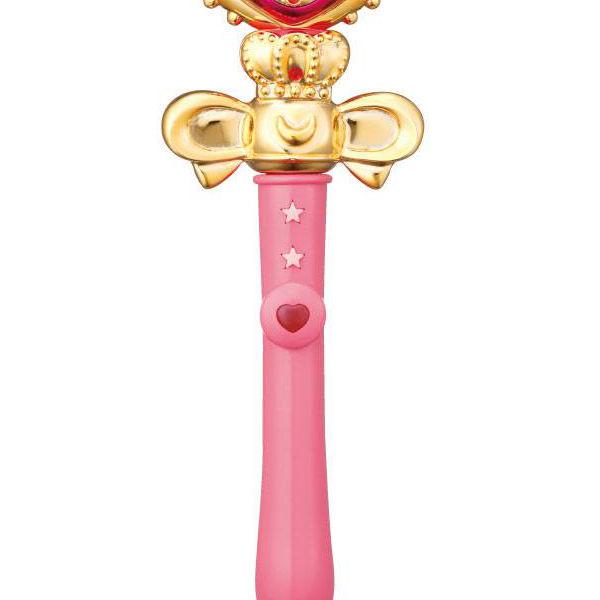 Spiral Heart Moon Rod Moon Stick Replica & Rod Collection 2 Sailor Moon