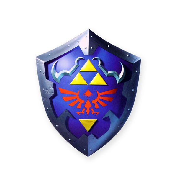 Iman The Legend of Zelda - Escudo Hyliriano
