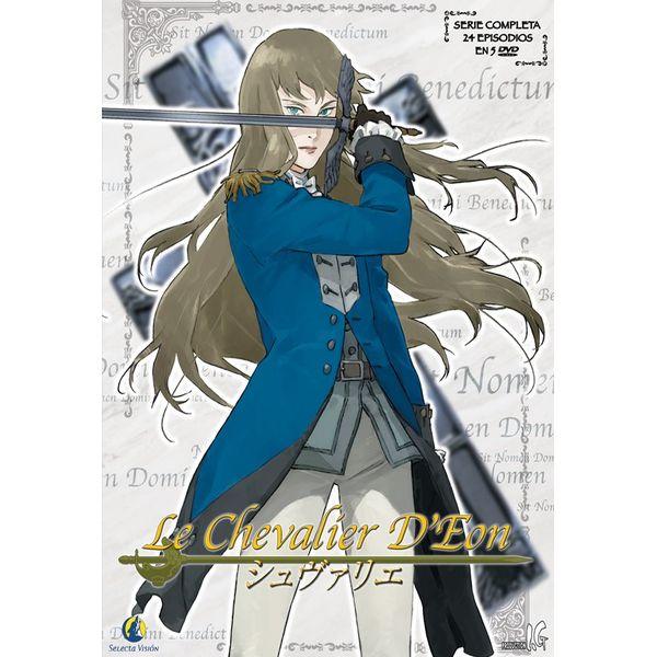 Le Chevalier D´Eon Serie Completa DVD