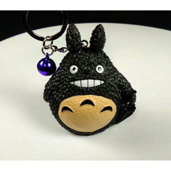 Llavero Totoro con Cascabel Mi Vecino Totoro