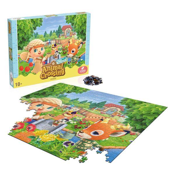 Puzzle Animal Crossing New Horizons 1000 Piezas