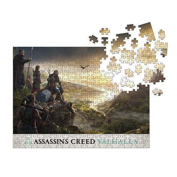 Raid Planning 1000 Piece Puzzle Assassin's Creed Valhalla