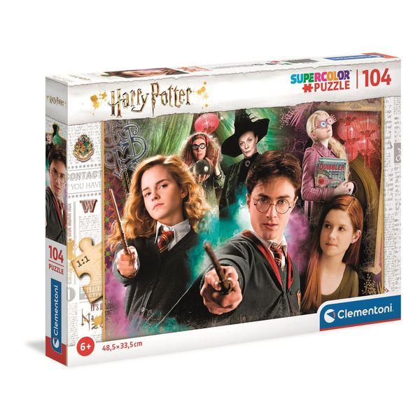 Puzzle 104 Piezas Harry Potter Kids