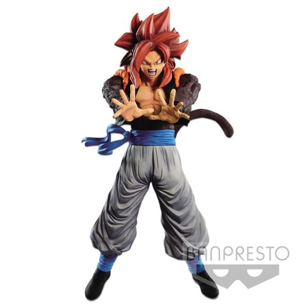 Figura Gogeta SSJ4 Dragon Ball Z Dokkan Battle