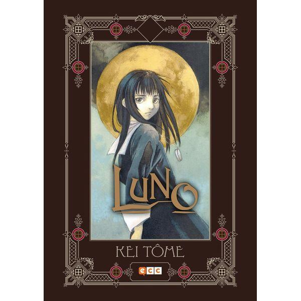 Luno (spanish) Manga Oficial ECC Ediciones