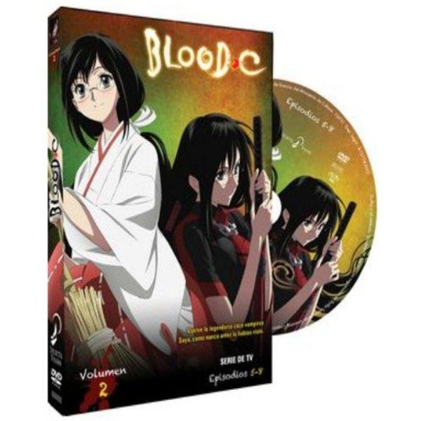 Blood C Volumen 2 DVD