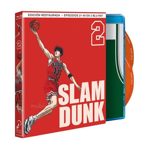 Slam Dunk Box 2 Bluray