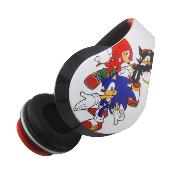 Sonic The Hedgehog Auriculares Gaming Red Sonic