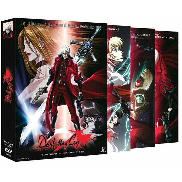 DVD Devil May Cry Complete Series