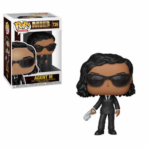 Agent M Funko Men In Black 4 POP!
