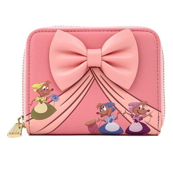 Cindy Bow Cinderella Wallet Disney