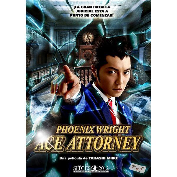 DVD Phoenix Wright Ace Attorney