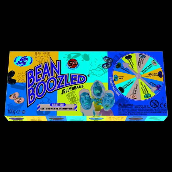 Candy Beanboozled Spinner Game Jelly Beans