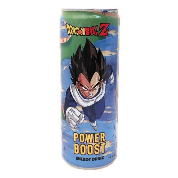 Bebida Energetica Power Boost Dragon Ball Z