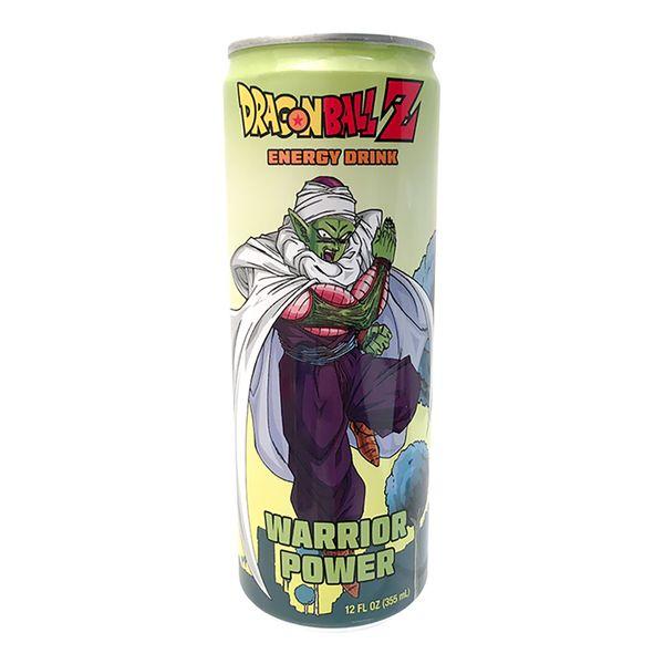 Bebida Energetica Warrior Power Dragon Ball Z