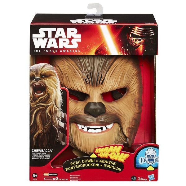 Máscara Electrónica Chewbacca Star Wars