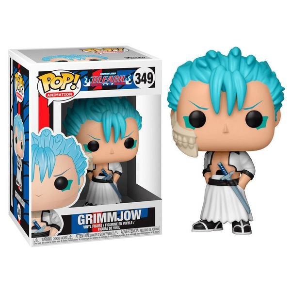 Funko Grimmjow Bleach! PoP!