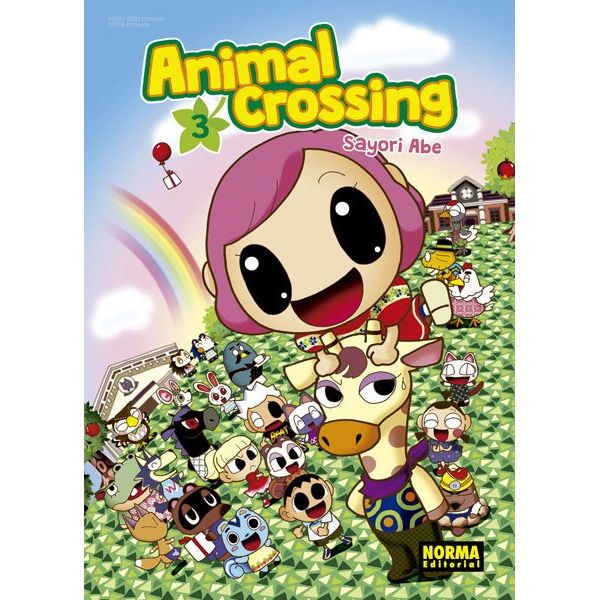 Animal Crossing #03 Manga Oficial Norma Editorial